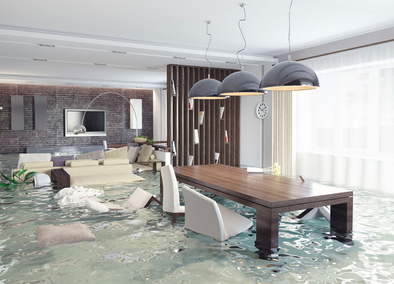 How Many Days Does It Take to Dry a Water Damage?