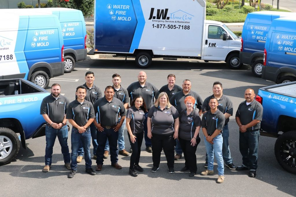 Water Damage Team In Ventura County