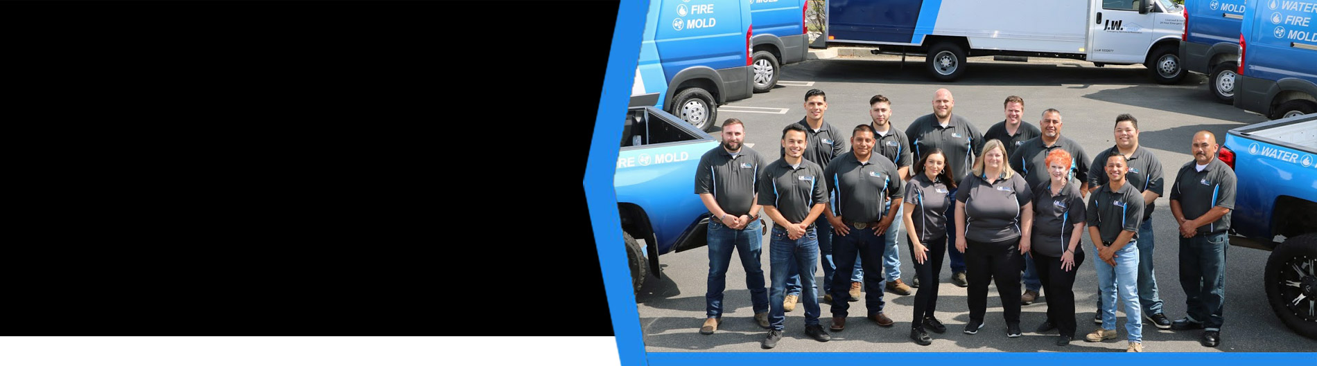 water damage crew Simi Valley