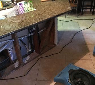 Water Damage Repair Clovis, California